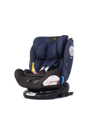 Автокресло Rant GT isofix Top Tether, jeans black/blue