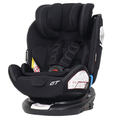 Автокресло Rant GT isofix Top Tether, black