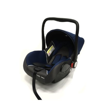 Автокресло Teddy Bear Baby Car Seat HB801 DEEP BLUE/BLACK DOT