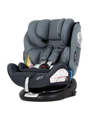 Автокресло Rant GT isofix Top Tether, grey