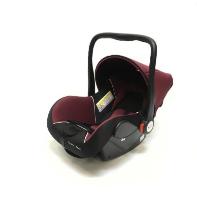 Автокресло Teddy Bear Baby Car Seat Hb801, Deep Red/Black