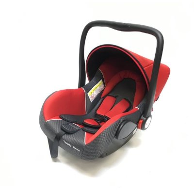 Автокресло Teddy Bear Baby Car Seat HB801 RED/BLACK DOT
