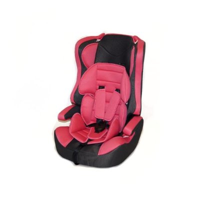 Автокресло Teddy Bear Lb513rf, Pink/Black Dot