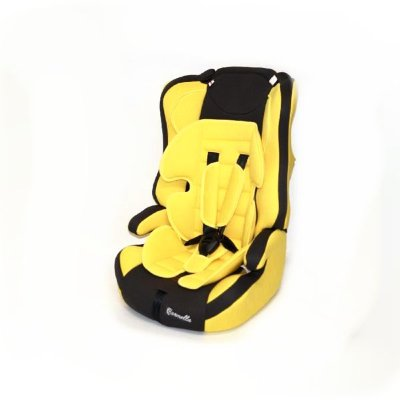 Автокресло Teddy Bear Lb513rf, Yellow/Black Dot