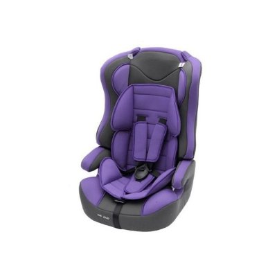 Автокресло Teddy Bear Lb513rf, Lilac/Black Dot
