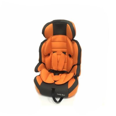 Автокресло Teddy Bear Lb515rf, Orange/Black Dot