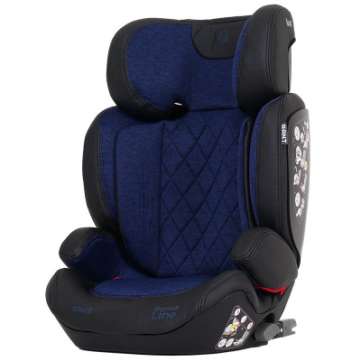 Автокресло RANT SPACE isofix Genius Line, Blue