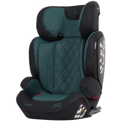 Автокресло RANT SPACE isofix Genius Line, Malachite