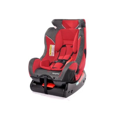 Автокресло Teddy Bear Lb718rf, A.Red/Black