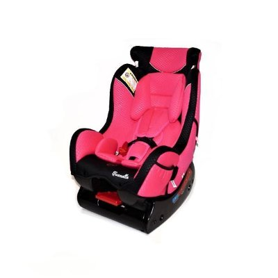 Автокресло Teddy Bear Lb718rf, A.Pink/Black